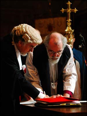 Dr. Rowan Williams